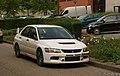 2006 Mitsubishi Lancer Evolution VIII (9207303413).jpg