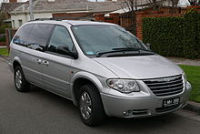 Chrysler Grand Voyager 4