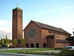 2008 09 21,03b, St. Pius Kirche Wiedenbrück