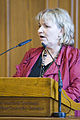 2008 09 Ursula Caberta speaking at Hamburg conference on Scientology.jpg