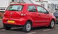 2008 Volkswagen Urban Fox 75 1.4 Rear.jpg