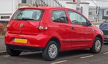 Volkswagen Fox - Wikipedia