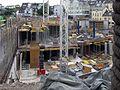 2012-06-23 Bonn Friedensplatz Baustelle Sparkasse (3).jpg