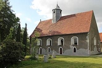Sławnikowice, Lower Silesian Voivodeship - Village church