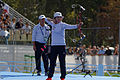 2013 FITA Archery World Cup - Women's individual compound - 3rd place - 01.jpg