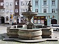 2013 Kłodzko, Rynek, studnia miejska, 01.jpg