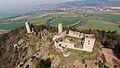 2014-03-30 13-07-50 - Luftbild Ruine Brandenburg mit Werra.JPG