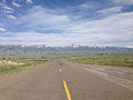 2014-06-10 16 31 26 View east along Nevada State Route 230 (Starr Valley Road) 0.7 miles east of the western terminus in Deeth, Nevada.JPG