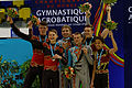 2014 Acrobatic Gymnastics World Championships - Men's pair - Awarding ceremony 08.jpg