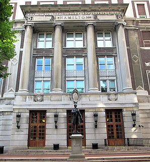 Hamilton Hall (Columbia University)