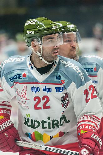Alex Foster (ice hockey) - Image: 20150205 ZNO vs HCB 3194
