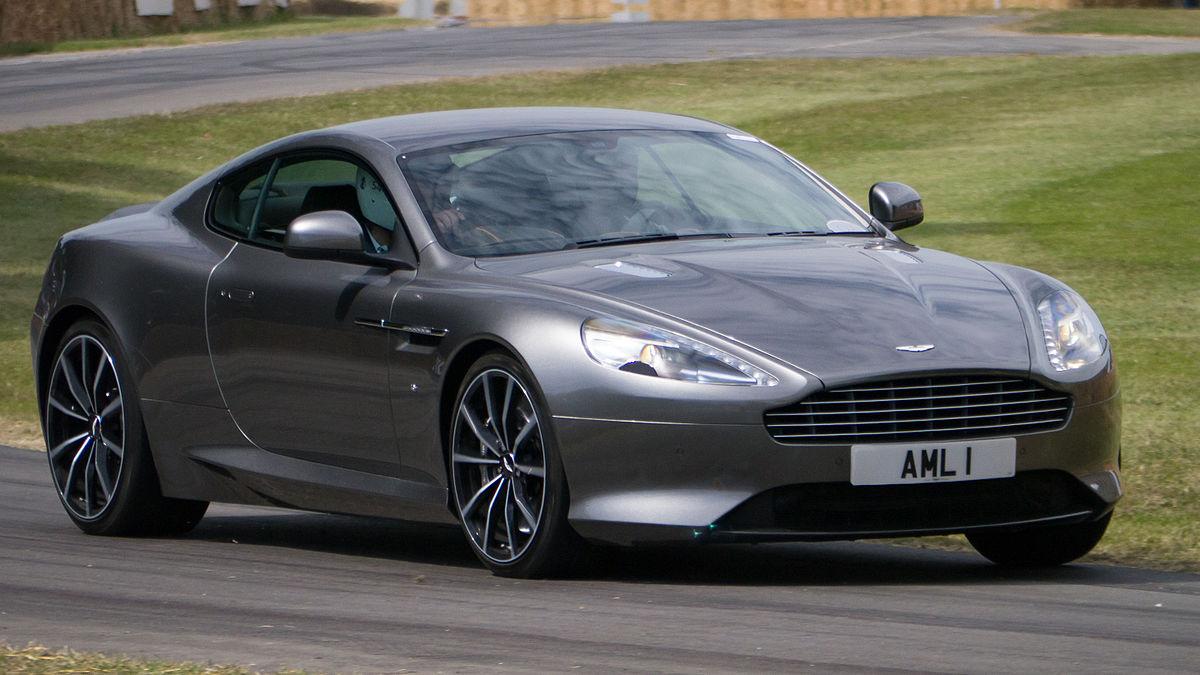 Aston Martin Db9 Rear Differential