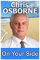 2015 NSW State Election Poster - Swansea - Chris Osborne - Independent.jpg