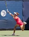 2015 US Open Tennis - Qualies - Alexandra Panova (RUS) (26) def. Paula Kania (POL) (20368418454).jpg