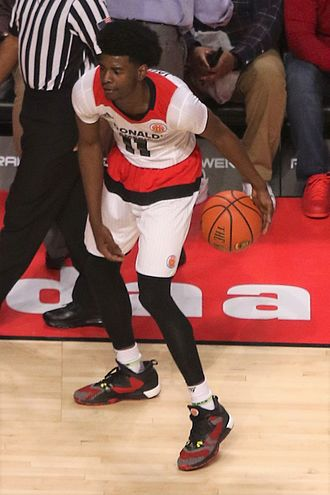 Josh Jackson (basketball) - Jackson in the 2016 McDonald's All-American Boys Game