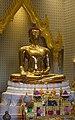 2016 Bangkok, Dystrykt Samphanthawong, Wat Traimit Witthayaram (17).jpg