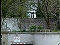 2016 Maastricht, muur achter Witmakerstraat 10.JPG