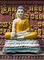 2016 Phnom Penh, Wat Langka (54).jpg