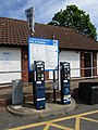 2018-05-10 Pay-and-display, Cadogan Road Car Park, Cromer.JPG