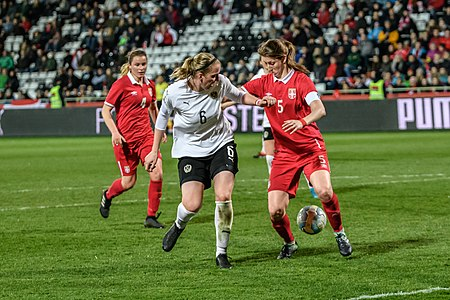 20180405 FIFA Women's World Cup Qualification AUT-SRB Katharina Schiechtl 850 6823.jpg