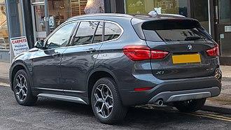 BMW X1 - F48 BMW X1