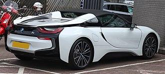 BMW i8 - 2018 BMW i8 Roadster