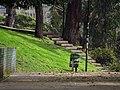 2018 Bogotá sendero en el Parque de la Independencia.jpg