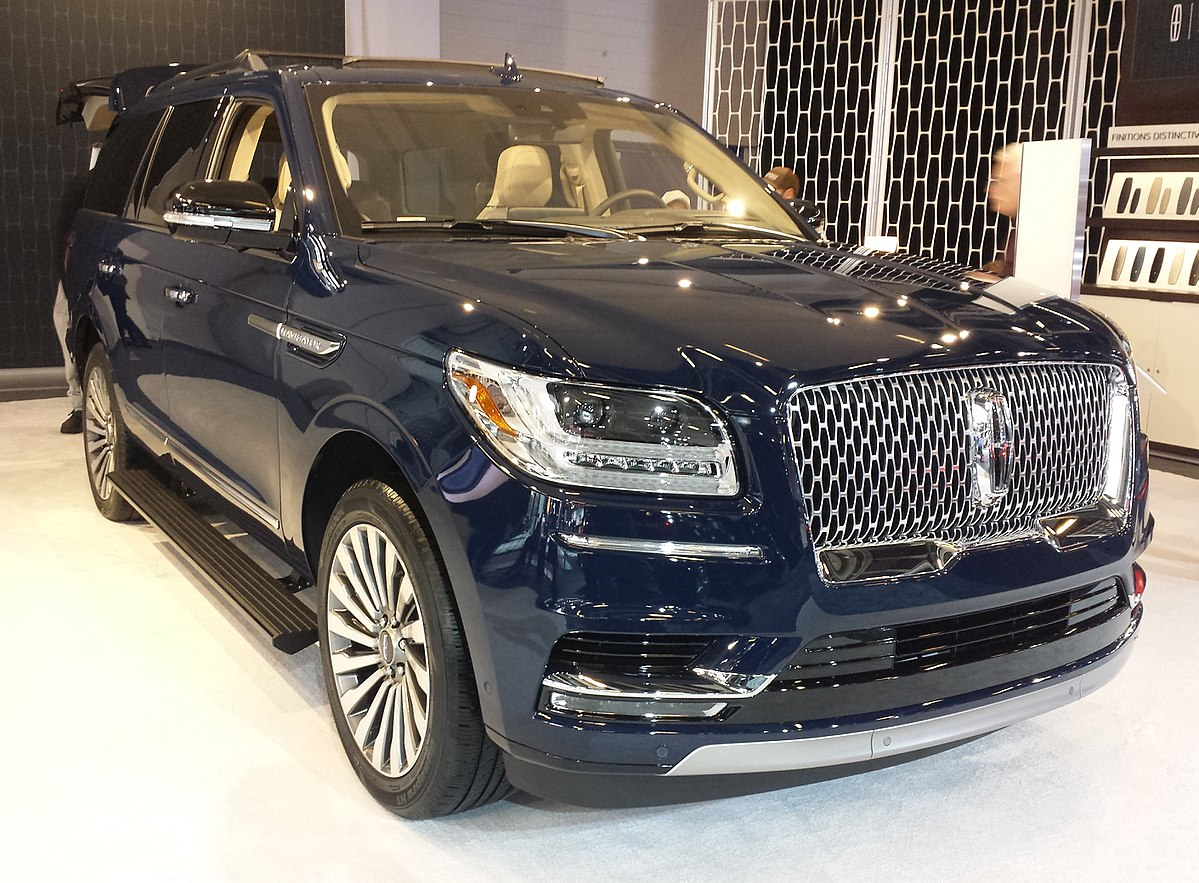 Lincoln Navigator - Wikipedia on