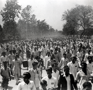 Socialism in Pakistan - The communist parties played an influential role in staging the massive protests for the Bengali Language Movement which led the destruction of PML in East Pakistan, 1950s.