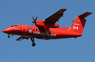 Transport Canada - De Havilland Canada DHC-8-102 Dash 8