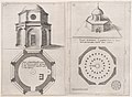 27th and 28th Plates, from Trattato delle Piante & Immagini de Sacri Edifizi di Terra Santa Met DP888536.jpg
