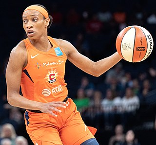 Jasmine Thomas (basketball) American basketball player