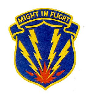 303d Air Expeditionary Group - Image: 303ebombgroup emblem