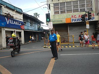 Traffic police - Pateros Traffic Enforcer in Philippines