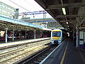 357012 arrives at Barking - DSC06993.JPG