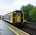 421322 at Fratton station Portsmouth.jpg