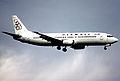 42ba - Olympic Airways Boeing 737-4Q8; SX-BKN@ZRH;10.10.1998 (5125332741).jpg