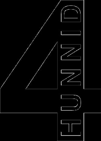 YG (rapper) - Image: 4Hunnid Records logo