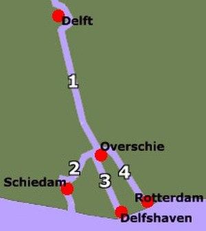 Schie - Image: 4schieen