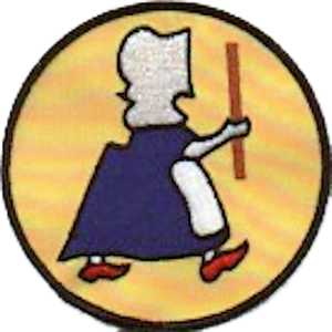 I Corps Observation Group - Image: 50th Aero Squadron Emblem