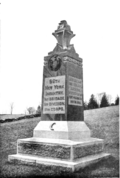 Monument to the 68th New York Infantry, Gettysburg, Pennsylvania
