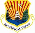 6 Medical Gp emblem.png
