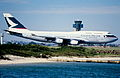 70dc - Cathay Pacific Boeing 747-467; B-HOT@SYD;04.09.1999 (4816103174).jpg