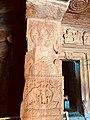 7th century Kumara Brahma Temple, Alampur Navabrahma, Telangana India - 22.jpg
