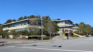 YouTube - YouTube's headquarters in San Bruno, California