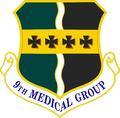 9 Medical Gp emblem.png