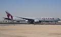 A7-BAF B777-3DZER Qatar Airways (5511990019).jpg
