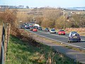 A77 North (from Holmston Roundabout) - geograph.org.uk - 344550.jpg