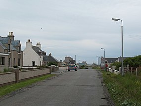 A857 at Lional - geograph.org.uk - 509928.jpg
