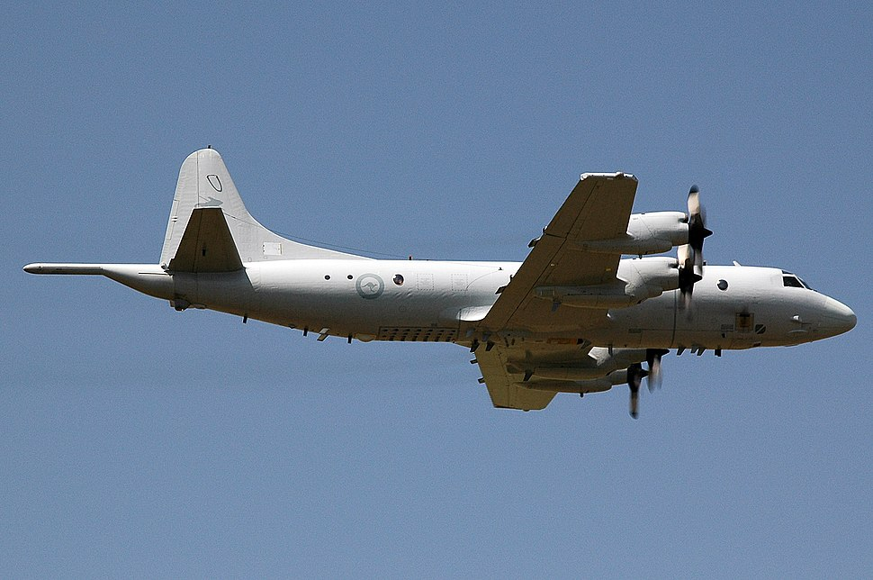 A9-757 Lockheed AP-3C Orion RAAF (9687341571)